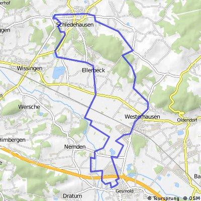 Westerhausen/Grambergen/Schlederhausen