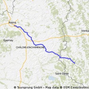 2009 Euro Tour -- Ride Day 26 — 24 July 2009 — 51500 Taissy (Reims) 55000 Bar-le-Duc