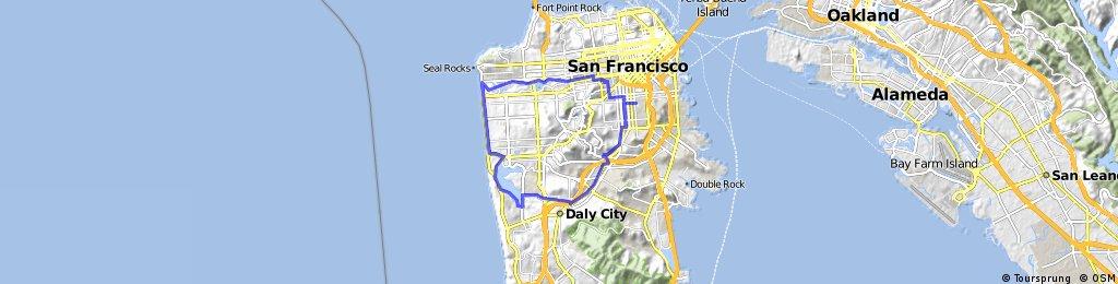 Southern Pacific Brewing - SF Loop