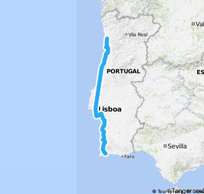 Tour de Portugal: Porto - Lagos