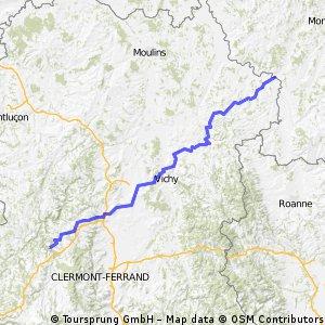 Digoin - Chapdes-Beaufort