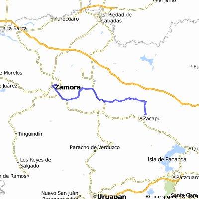Zacapu - Zamora (Caurio-Gomez)