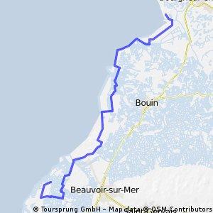 Beauvoir-Sur-Mer - Pornic