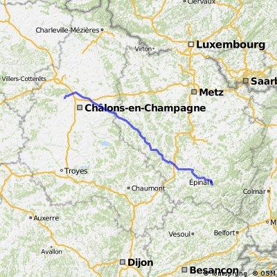 Epinal - Bouzy-Ambonnay