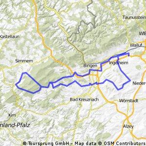 TR Trifthütte mit ausrollen in Rheinhessen
