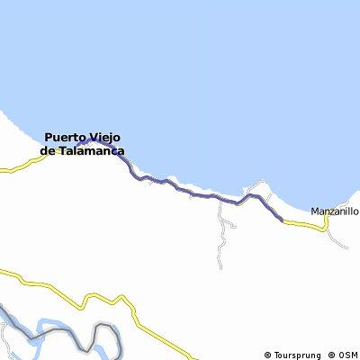 Run 21k - Ida y Vuelta