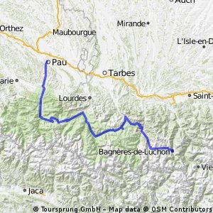 PAU - Bagneres-de-Luchon
