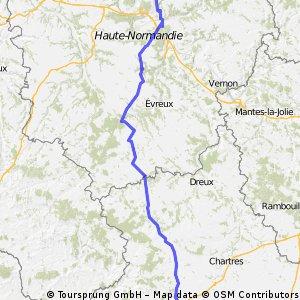 Rouen - Bullou