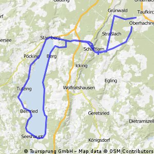Umrundung Starnberger See CLONED FROM ROUTE 913190