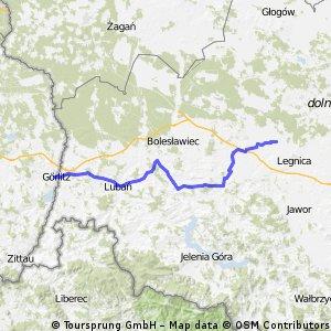 Görlitz - Miłkowice