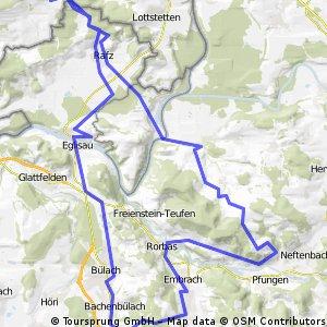 Baltersweil-Neftenbach-Baltersweil