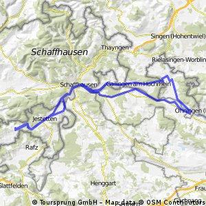 Baltersweil-Stein am Rhein-Baltersweil
