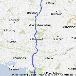 La Baule->Saint-Briac