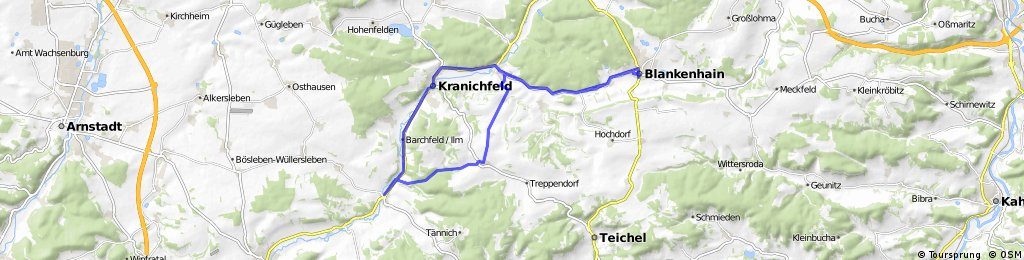 Dienstedt-Mohrental-Rittersdorf