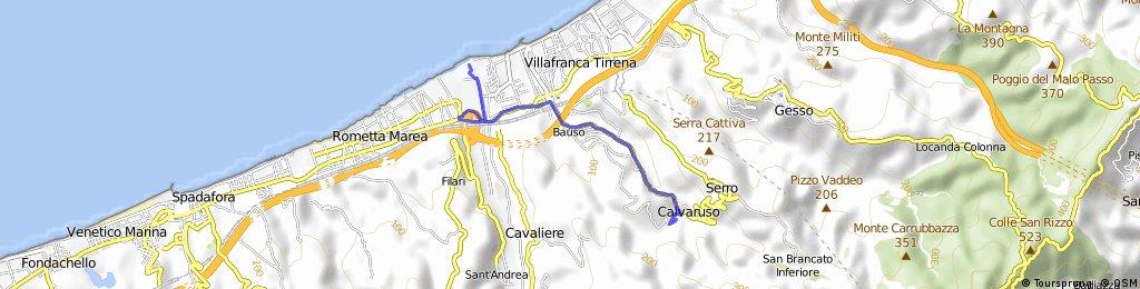 Rometta Marea - Calvaruso
