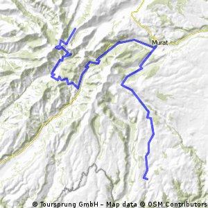 Raid Massif Central, 10ème étape : Pierrefort - Col de Serre