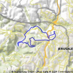 Herrliche Tour Im westen Jerusalems