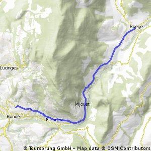 Bonne - Boëge