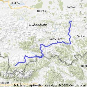 Tatry 2012 - dzień 1