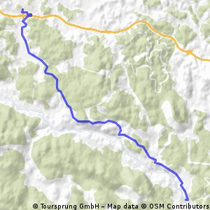 D12: Po Rimski cesti