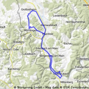 Churfranken Triathlon Trainingsrunde