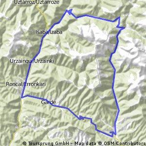 Garde-Izaba-Ansó-Garde