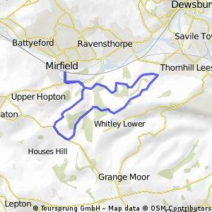Mirfield Loop West Yorkshire