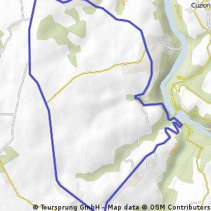 Eguzon 5e etape 7 tours