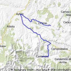 Cantalojas-Montejo