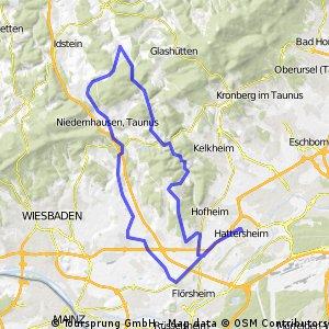 der Rennradgruppe der TaunusSparkasse, T 6