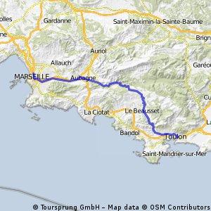 3.5 Toulon - Marseilles / TToT
