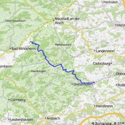 Großhabersdorf - Hoheneck