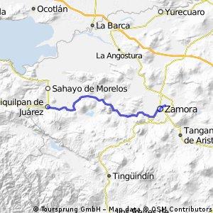 Zamora - Jiquilpan