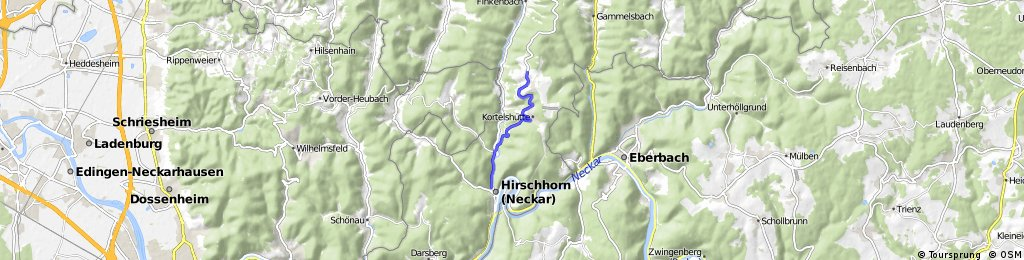Stoppomat: Hirschhorn