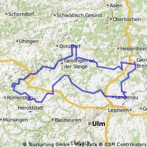 Der Albtäler-Radweg