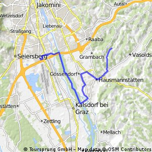 Eisental - Feldkirchen - Eisental