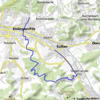 Schlater Wald über Grünenberg