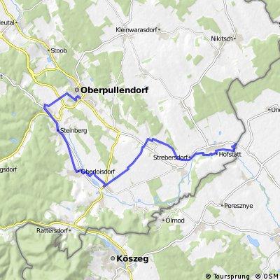 B43 Familientherme-Radwanderweg