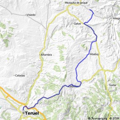 Jarque de la Val - Teruel