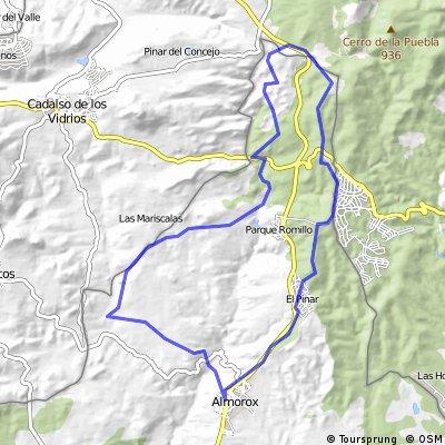 Caminos Pinar de Almorox 1