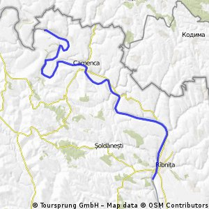 Pluta Nistru 2012 - Nimereuca - Saharna, 22.07.2012 - 29.07.2012