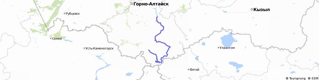 Алтай июль'2012