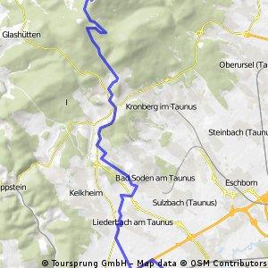 Tor Nord - großer Feldberg