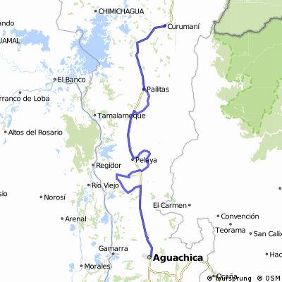 Curumani a Aguachica