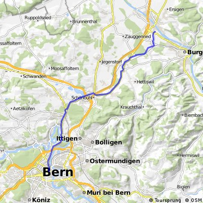 Lyssach-Bern