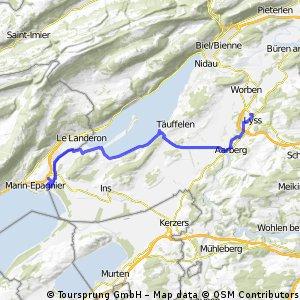Lyss nach Montmirail
