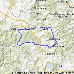 BBr - Vinxtbach - Ramersbach - Ahr - Rhein - BBr