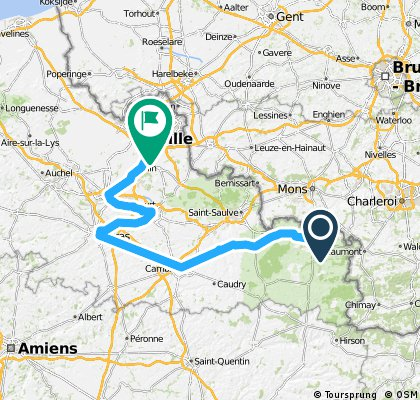 France Ultime : Lille - Maubeuge