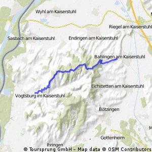 Mittlerer Wanderweg_Bahlingen-Oberrotweil