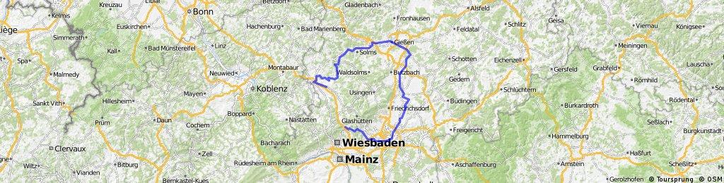 Niedernhausen Wetter